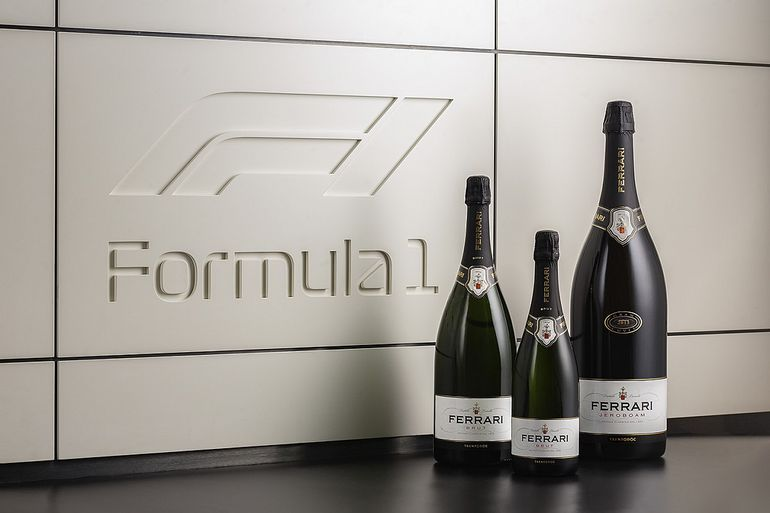Wino musujące Ferrari Trento