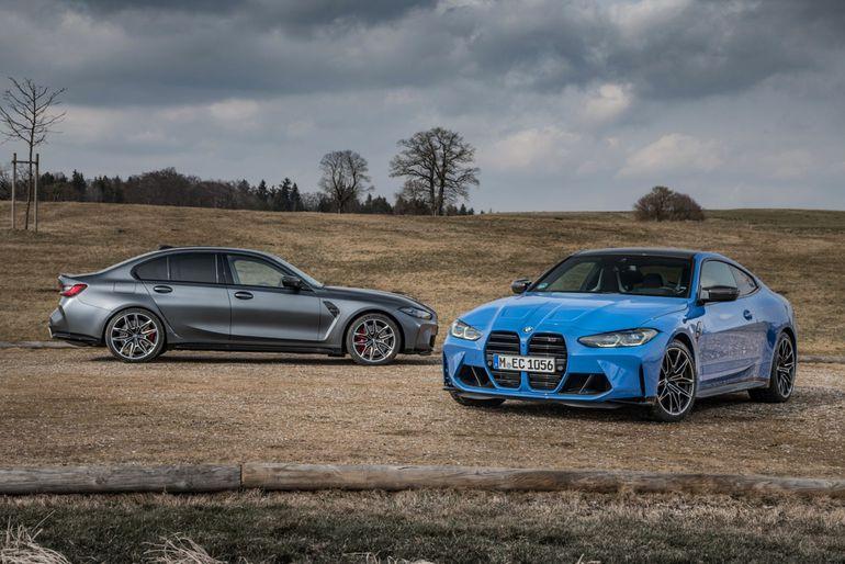 BMW M3 i M4 doczekały się premiery M xDrive.