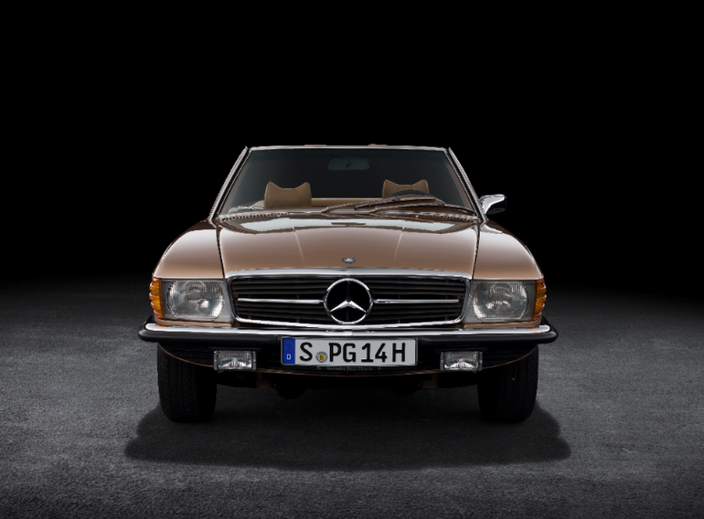 Mercedes-Benz SL serii R 107
