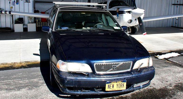 Używane Volvo wystawione na sprzedaż za 20 milionów dolarów