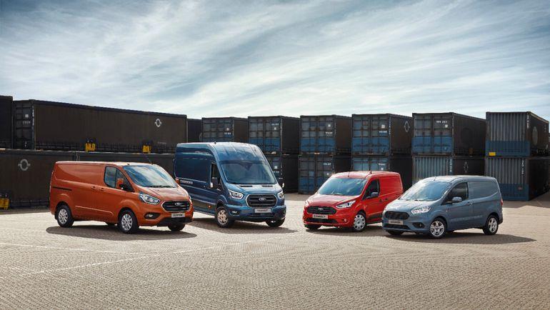Ford Transit stawia na uniwersalność