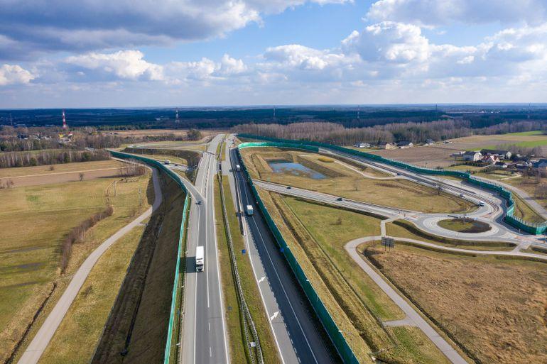 Autostrada A2 wydłuży się o kolejne kilometry