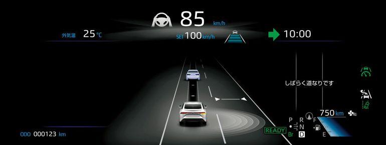 Technologia Advanced Drive - jak działa autostradowy pomocnik?