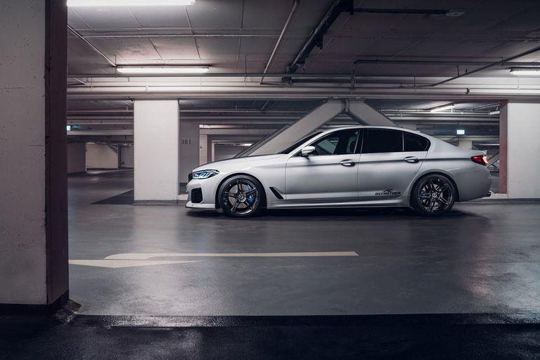 Pakiet AC Schnitzer dla BMW Serii 5