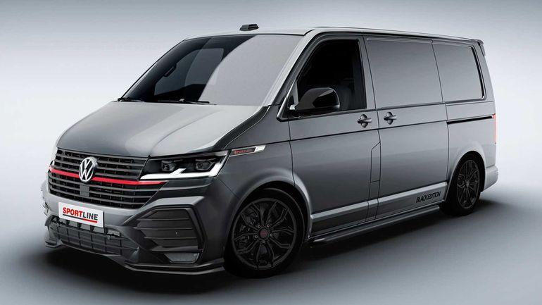 Volkswagen Transporter 6.1 Sportline
