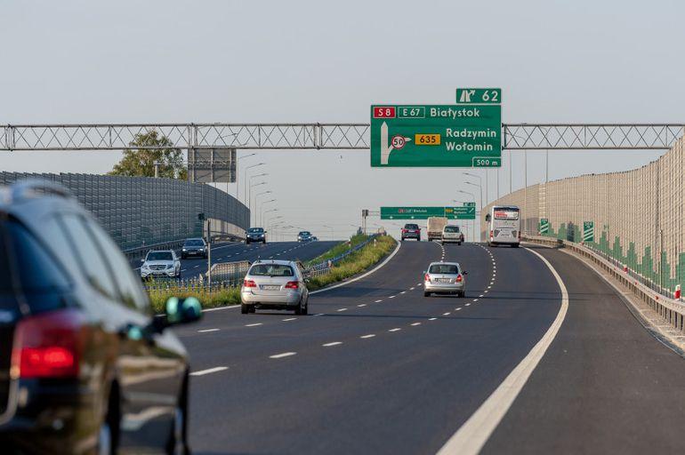 Oznakowanie dróg krajowych
