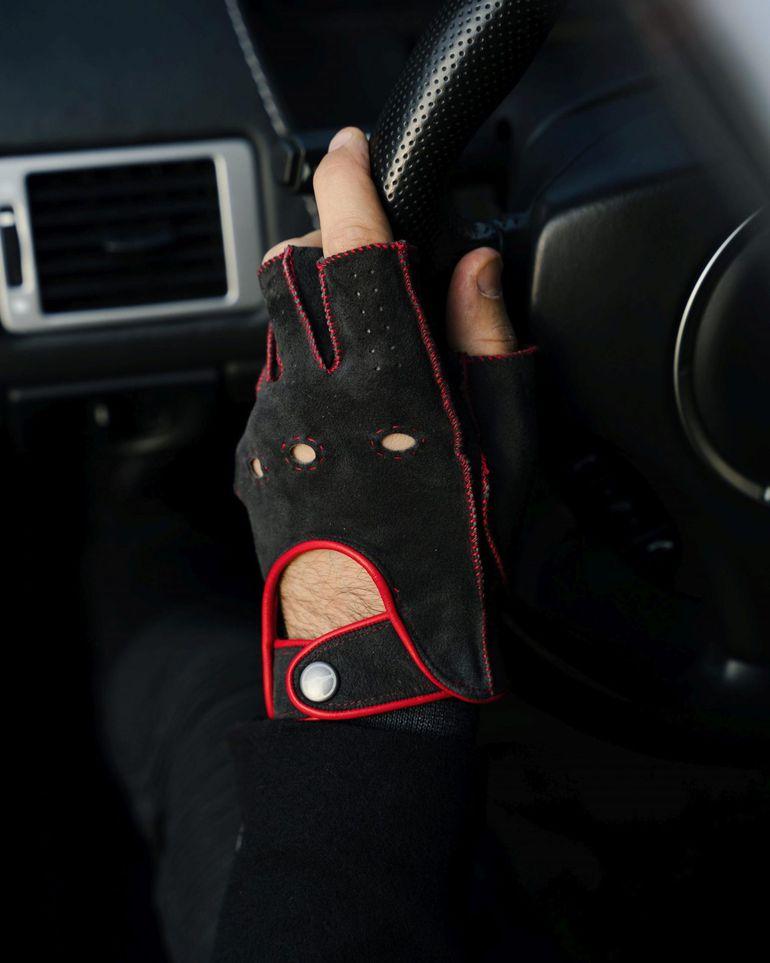 Rękawiczki samochodowe od The Outlierman