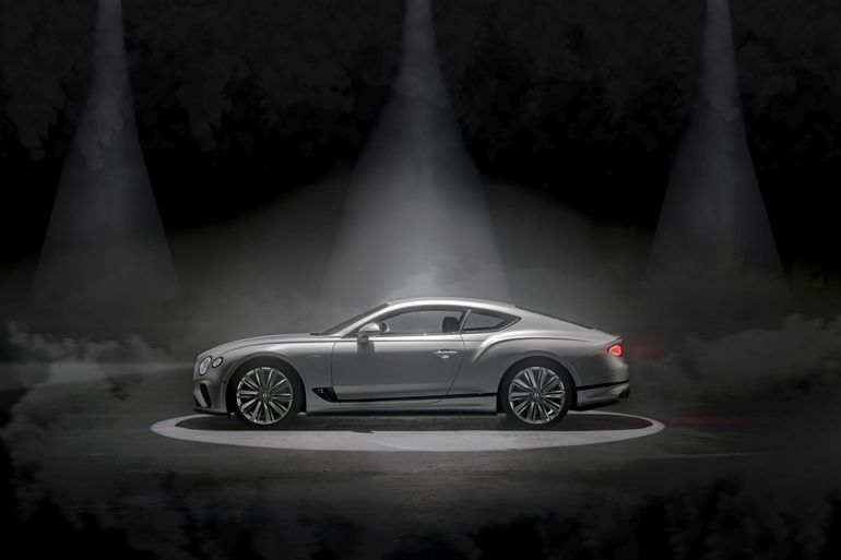 2021 Bentley Continentala GT Speed