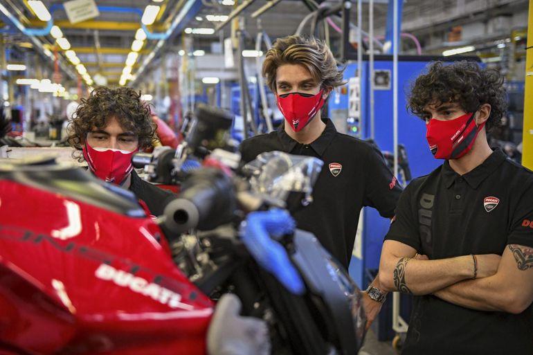 Ruszyła produkcja Ducati Monster