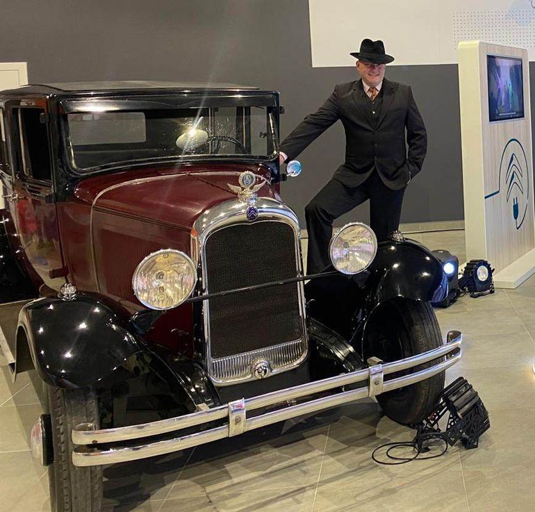 Historia Citroëna zaczęła się w Polsce 121 lat temu