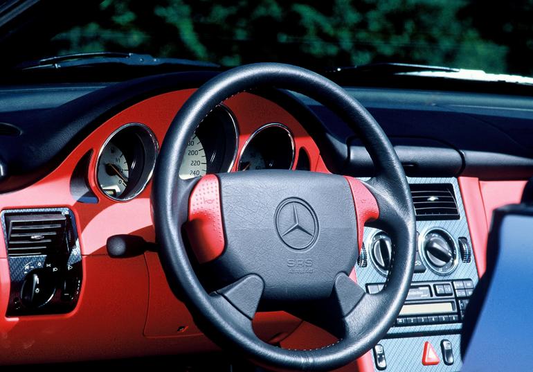 Mercedes-Benz SLK ma już 25 lat. Trendsetter ze składanym dachem