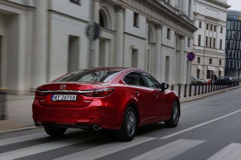 Mazda 6 2021 - znamy ceny w Polsce!