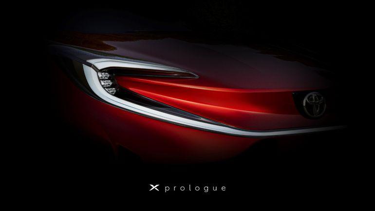 Toyota Aygo X prologue -