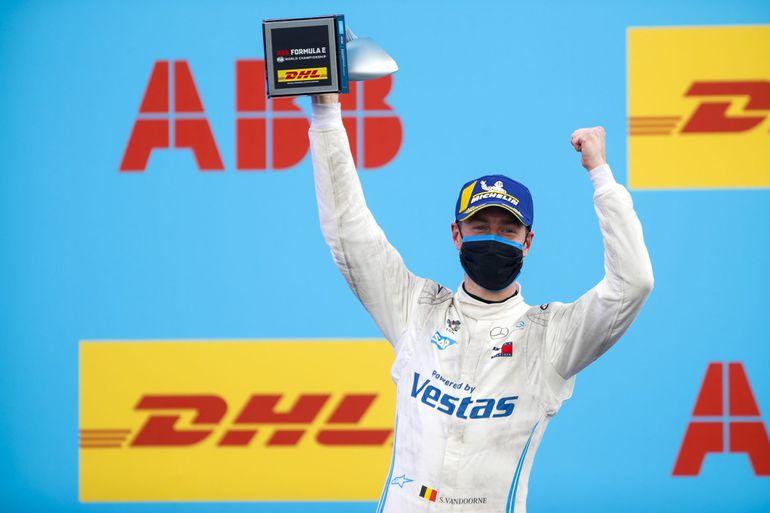 Stoffel Vandoorne dokonał historycznego wyczynu w Formule E