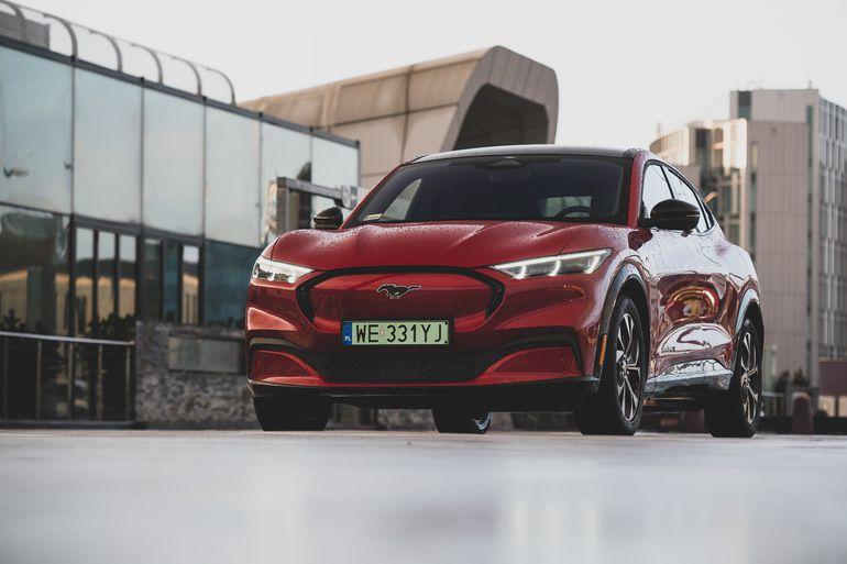 Chcecie kupić Forda Mustanga Mach-E? Spieszcie się, 60% z puli aut dostępnych na ten rok już zarezerwowano