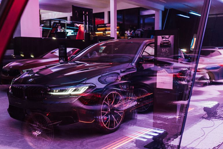 Salon BMW M i M Motorspor