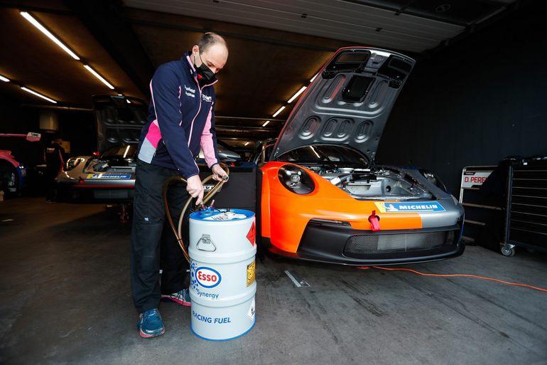 E-paliwo zostanie przetestowane w warunkach wyścigowych