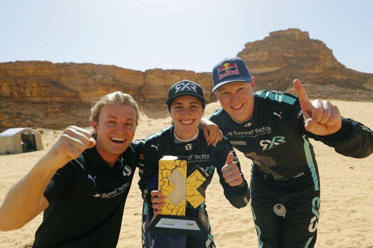 Extreme E: Desert X Prix