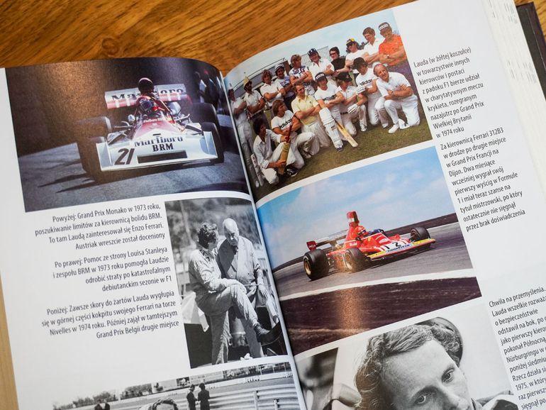 Konkurs dla fanów Formuły 1. Odpowiedz na pytanie i wygraj książkę o legendarnym kierowcy wyścigowym!