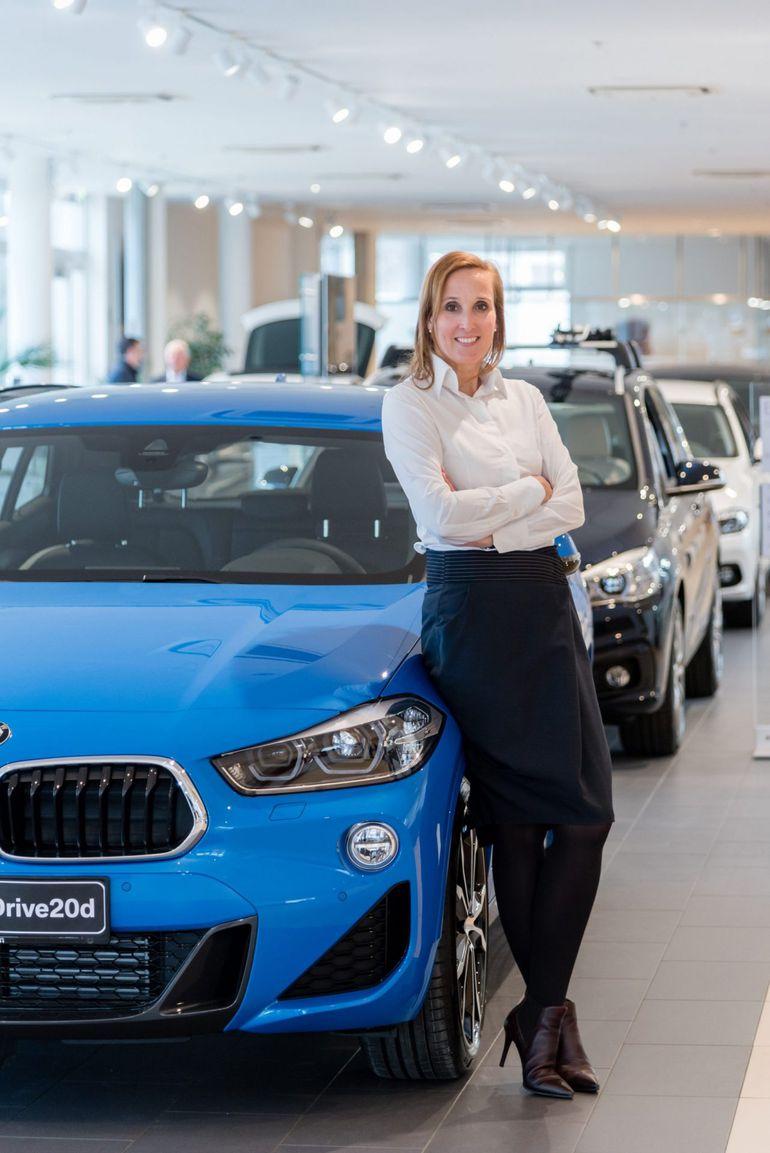 Tatjana Bister przejmuje kierownicze stanowisko w BMW