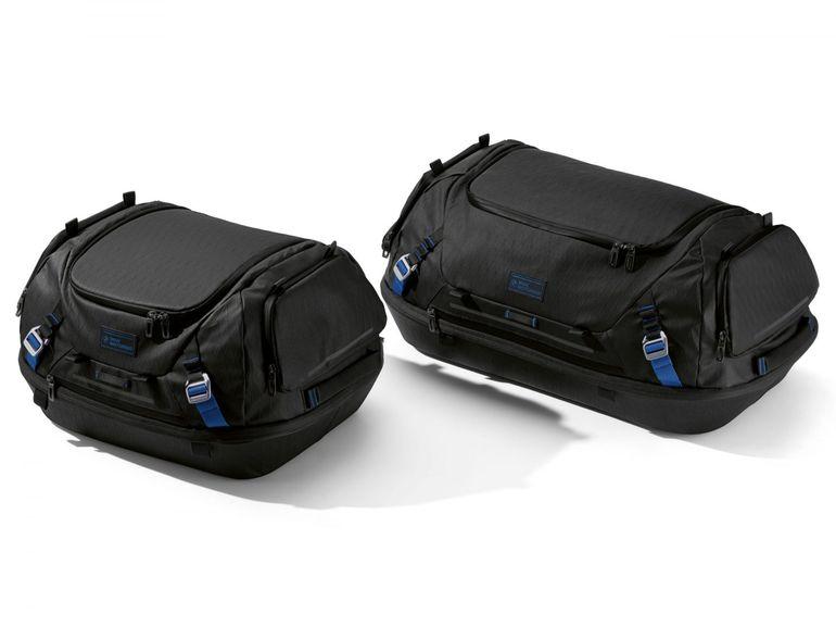 Nowe torby motocyklowe BMW Motorrad