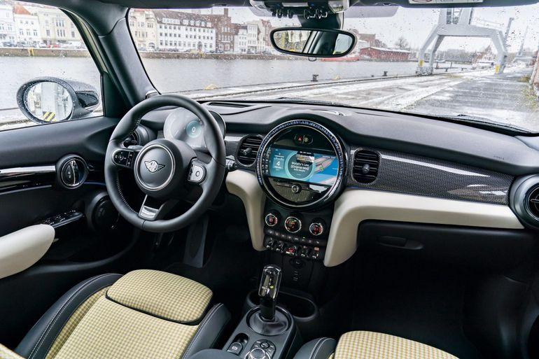 5-drzwiowy Mini Cooper S