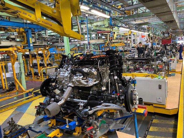 Ford wprowadza nowy 2,5-litrowy silnik hybrydowy Duratec!