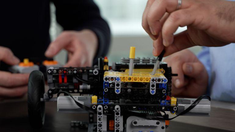 E-TECH - silnik, który zainspirowały klocki Lego