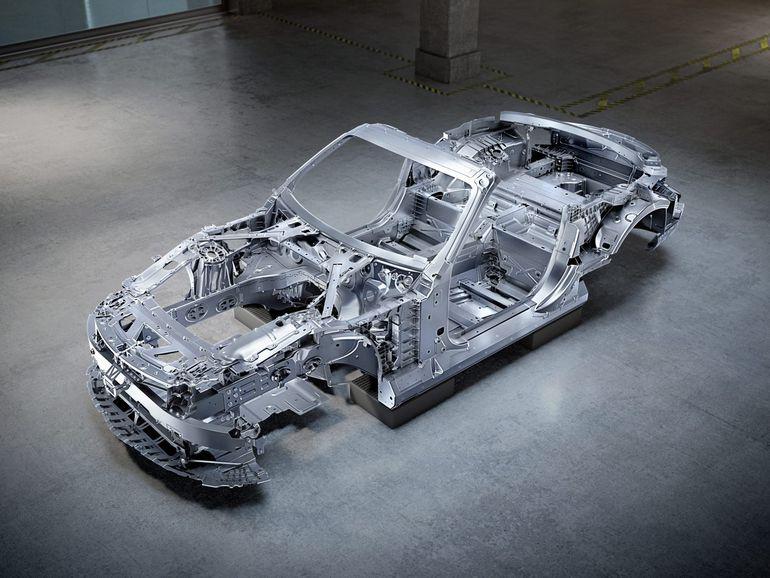 Mercedes-AMG SL z zupełnie nowym nadwoziem