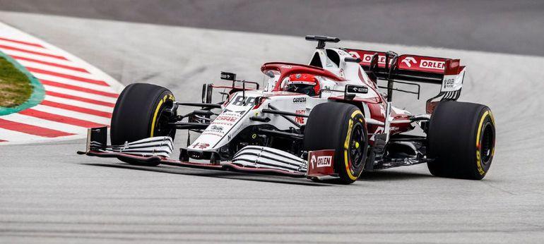 Robert Kubica - Alfa Romeo Racing Orlen