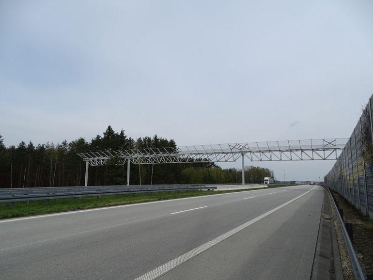 Bramki dla nietoperzy na drogach ekspresowych