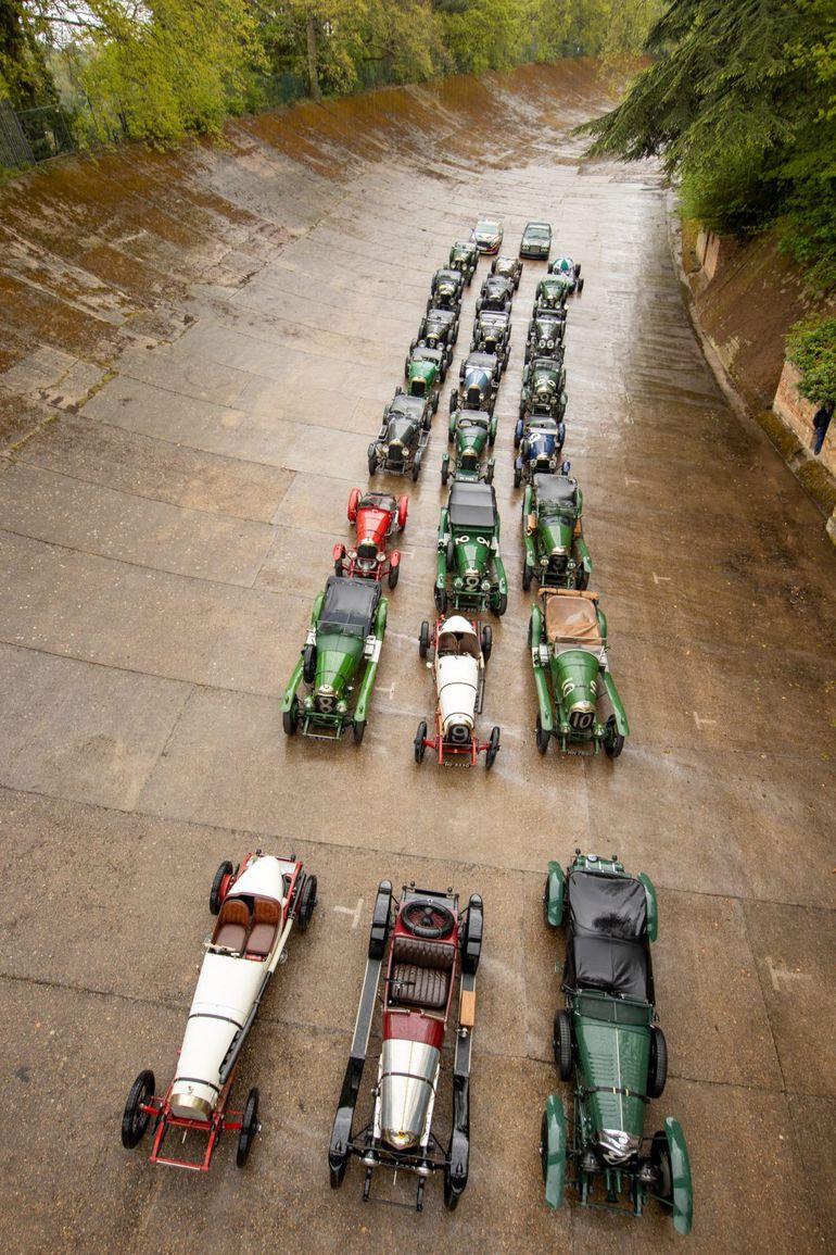 Bentley świętuje setną rocznicę pierwszego zwycięstwa w wyścigu