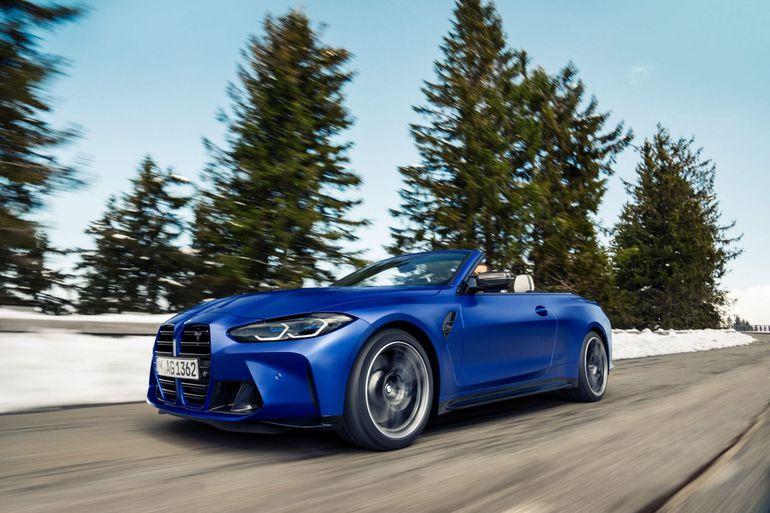 BMW M4 Competition Cabrio