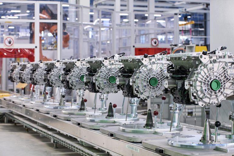 Uruchomiono produkcję napędów elektrycznych do w pełni elektrycznych modeli BMW iX i BMW i4