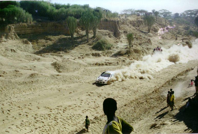 Rajd Safari