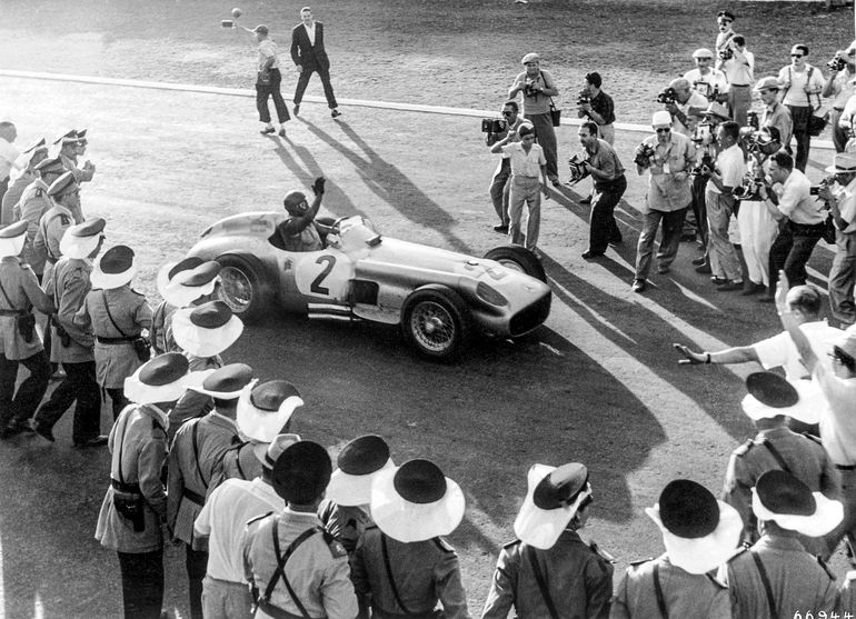Mercedes-Benz i jego wyścigowa historia