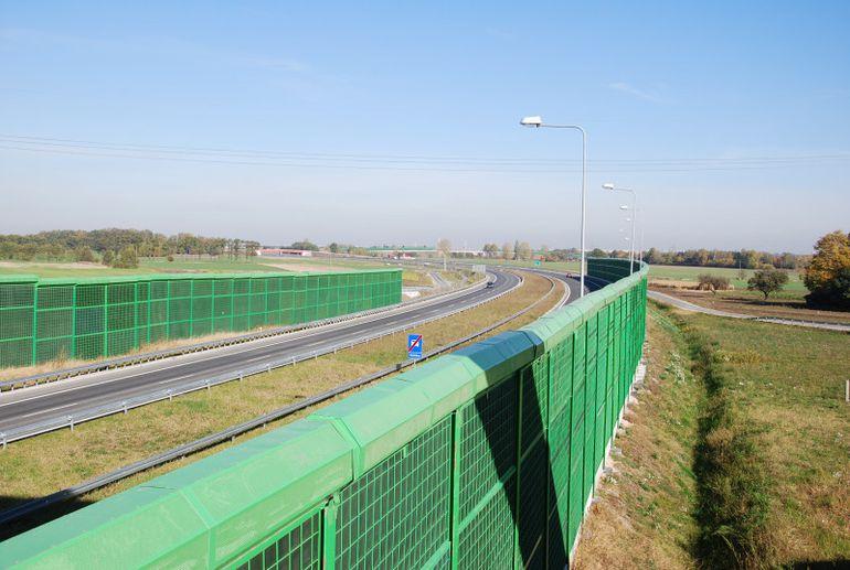 Powstaną dodatkowe ekrany akustyczne na autostradzie A1 i drodze ekspresowej S8