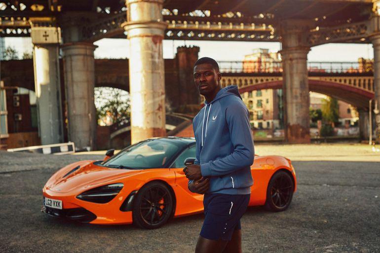 Odpoczywaj na sportowo w stylu McLarena