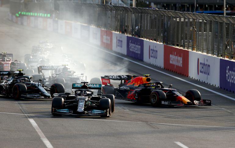 GP Azerbejdżanu: spodziewaj się niespodziewanego