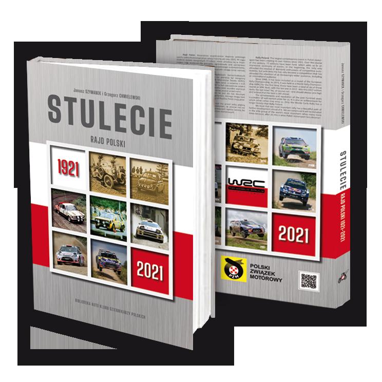"""Album """"Stulecie. Rajd Polski 1921-2021"""""""
