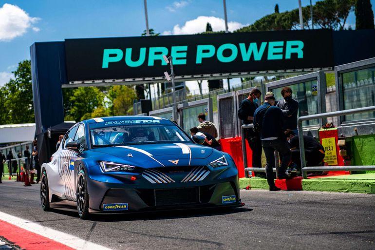 PURE ETCR, czyli nowa seria wyścigów aut elektrycznych
