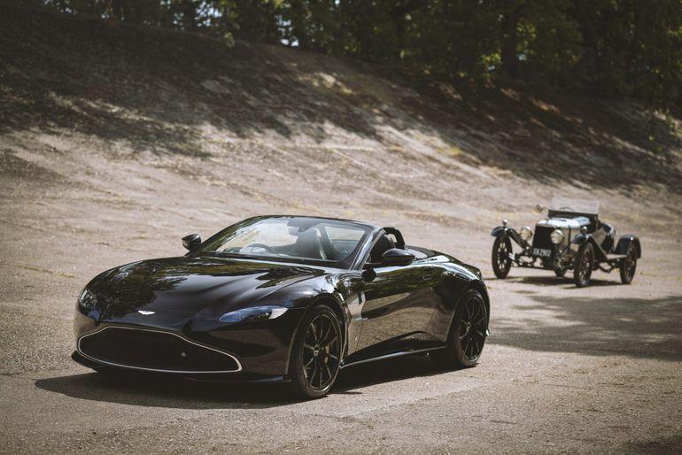"Aston Martin Vantage Roadster ""A3"""