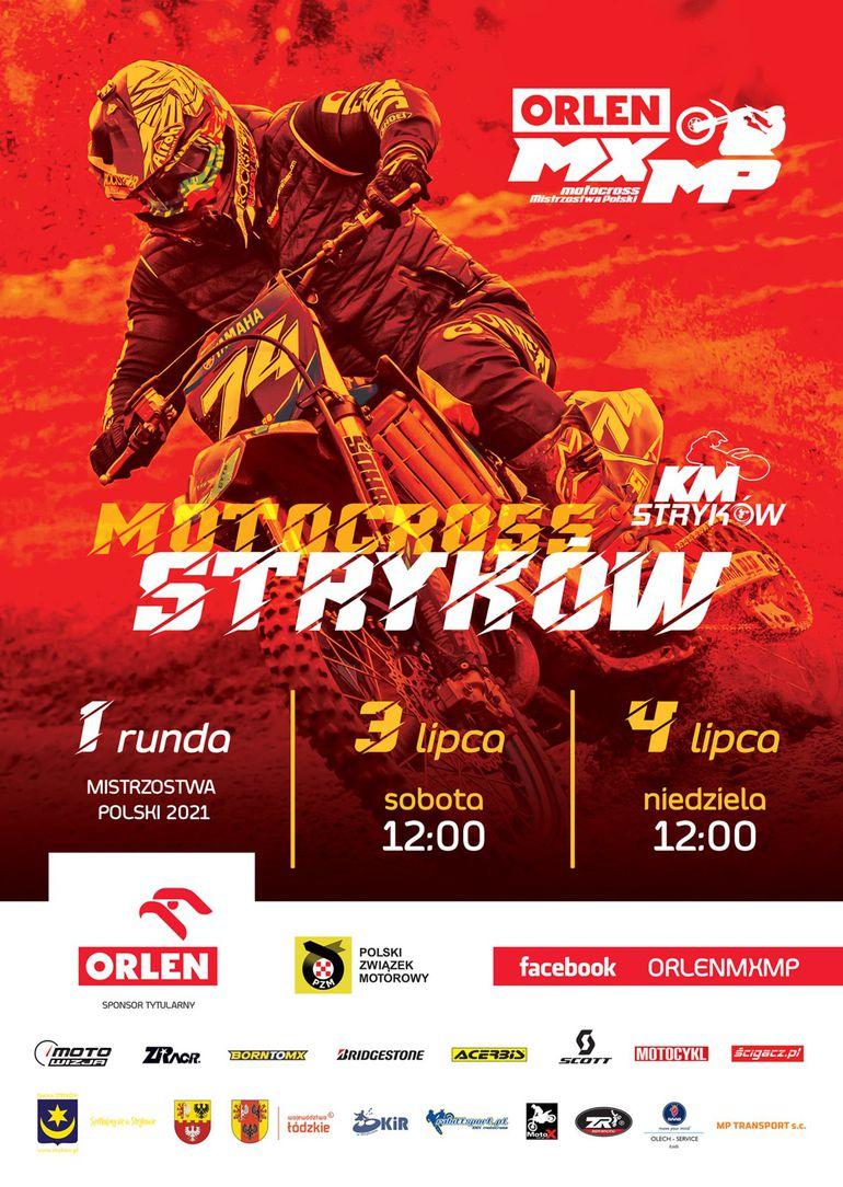 Mistrzostwa Polski ORLEN MXMP startują już w ten weekend