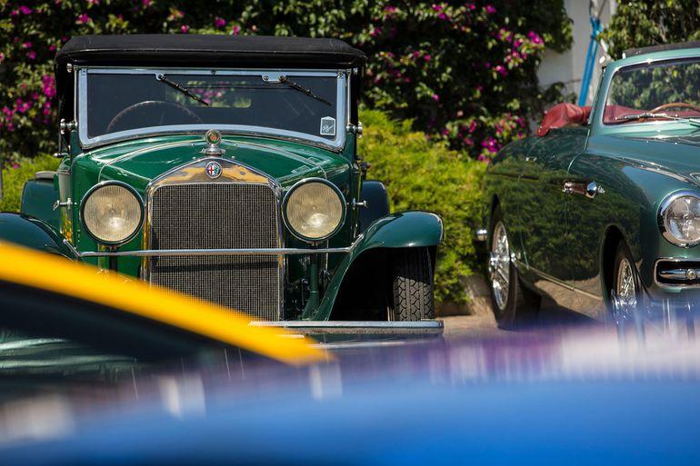 Samochodowy Concours d'Elegance