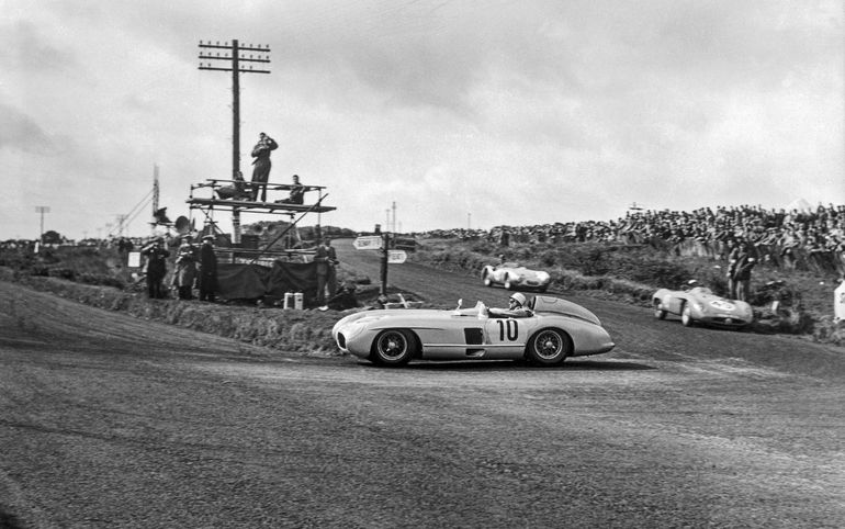 Wyjątkowe wspomnienie Sir Stirlinga Mossa podczas Festiwalu Prędkości Goodwood
