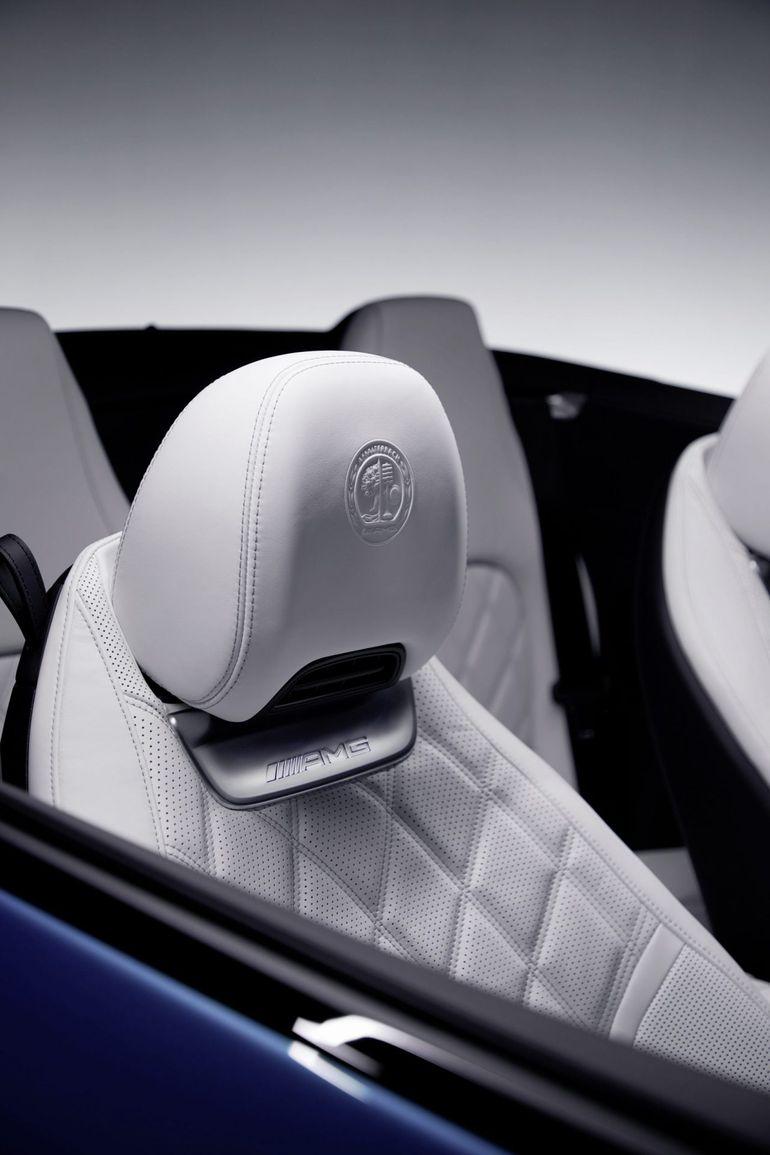 Mercedes-AMG SL - wnętrze