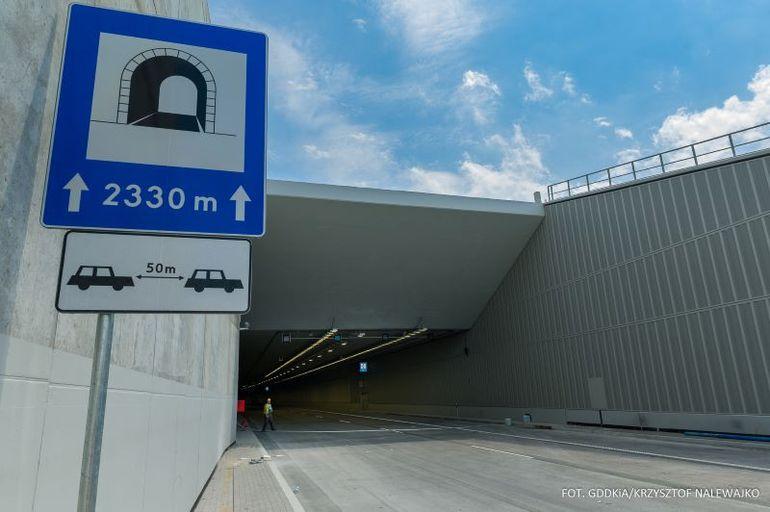 Kiedy tunelem pod Ursynowem pojadą kierowcy?