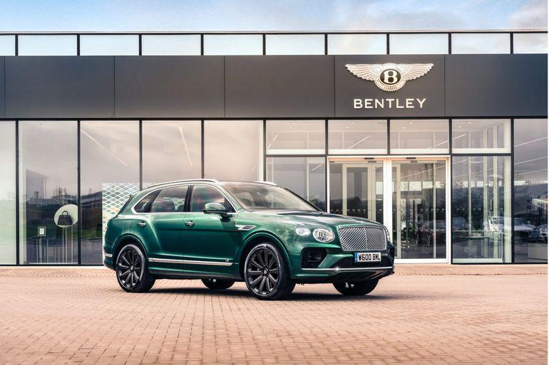 Bentley stworzył największe na świecie felgi z włókna węglowego