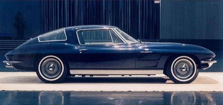 Koncepcyjna corvette C2