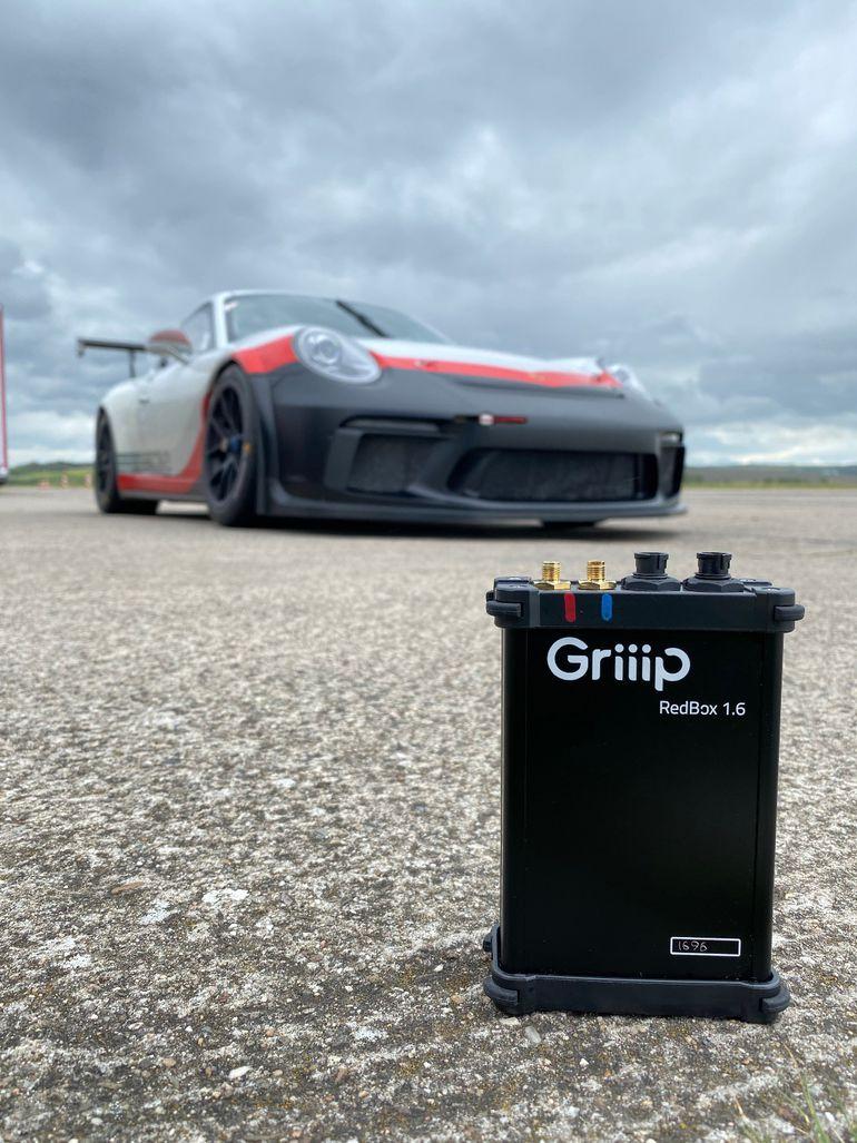 Porsche inwestuje w start-up Griiip